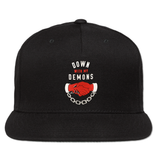 Down With My Demons Snapback - Redrum