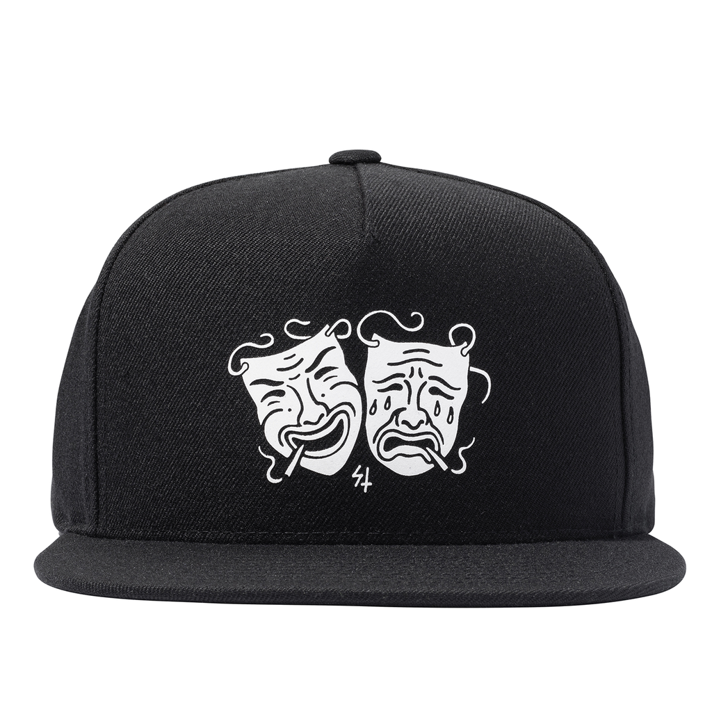 High Now High Later Snapback - Black