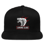 Cobra Fire Snapback - Black
