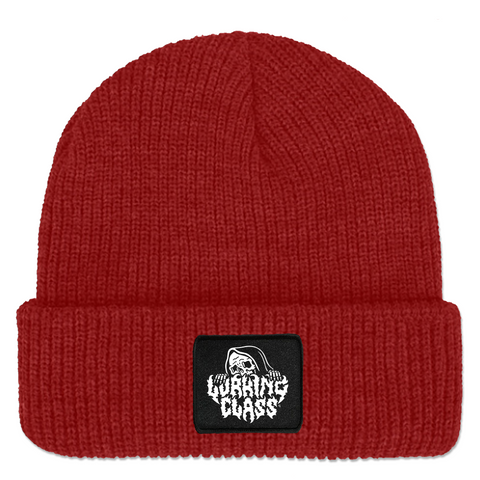 LC Reaper Beanie - Red