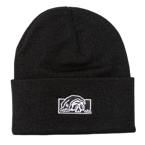 Lurker Gas Station Beanie - Black