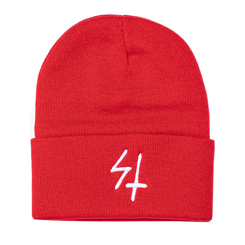 ST Gas Station Beanie - Red