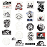 Lurking Class Sticker Pack #4