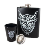 Horns Flask Set