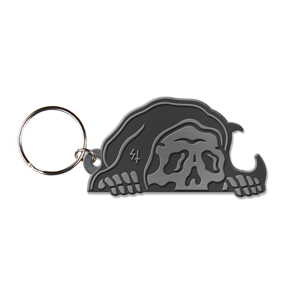 Lurker Bottle Opener Keychain
