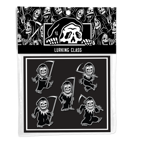 Lurking Class Dancing Reapers Lapel Pin 5 Pack