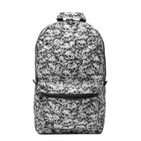 Skulls Backpack - Black/White