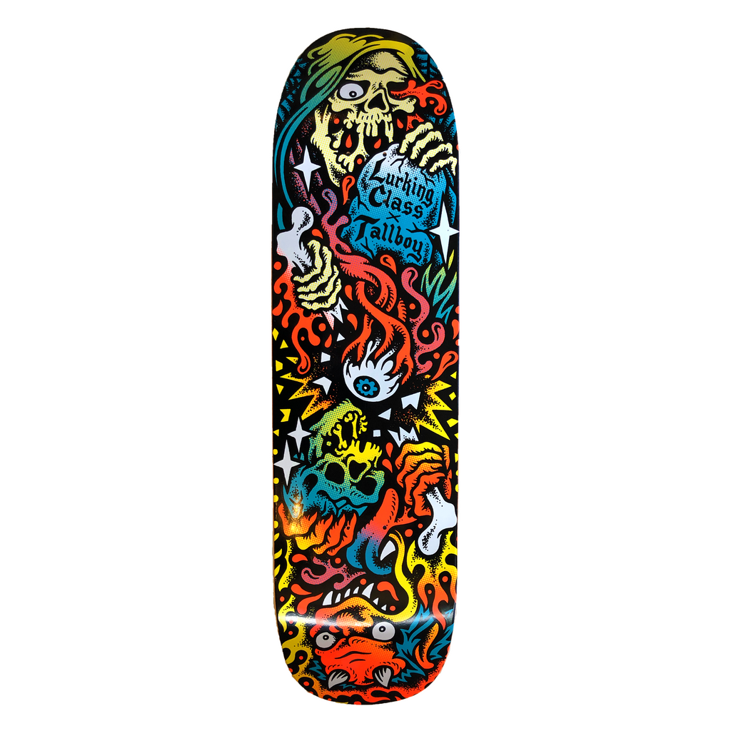 Tallboy Other Side Skate Deck