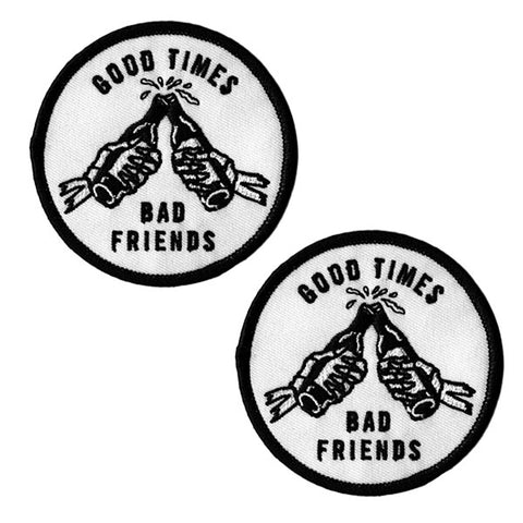 Good Times Patch Pack