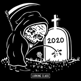 Rest In Piss 2020 Tee - Black