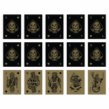 Black Magic Deck Of Cards