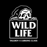 Tallboy Wildlife Coaches Jacket - Black