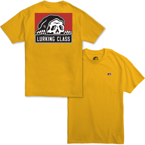 Corpo Tee - Gold | Lurking Class by Sketchy Tank
