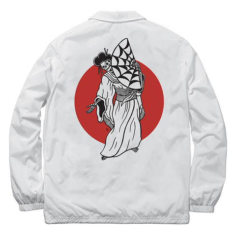 Geisha Coaches Jacket | Lurking Class by Sketchy Tank