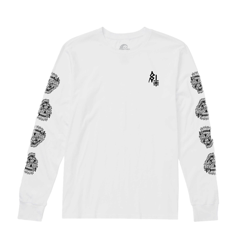 Hellcat Longsleeve T Shirt | Lurking Class by Sketchy Tank