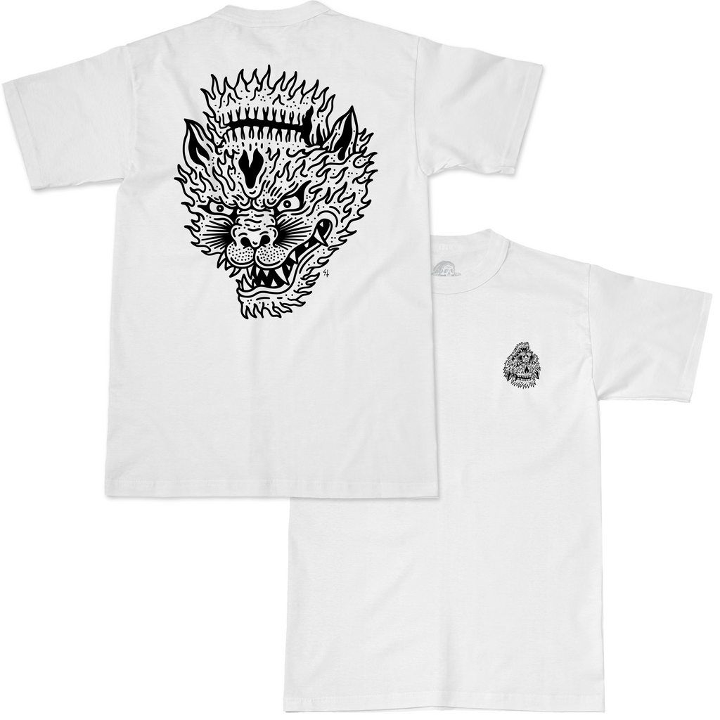Hellcat T Shirt | Lurking Class by Sketchy Tank