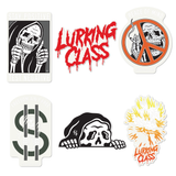 "6"" Lurking Class Sticker Pack in COLOR"
