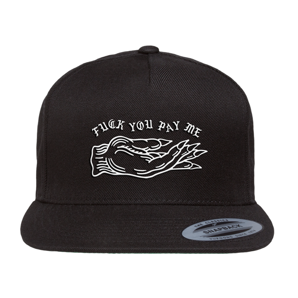 Pay Me Snapback Hat | Lurking Class by Sketchy Tank