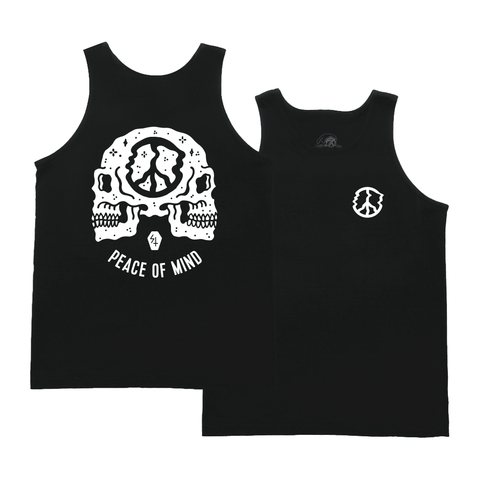 Peace Of Mind Tank Top | Lurking Class by Sketchy Tank