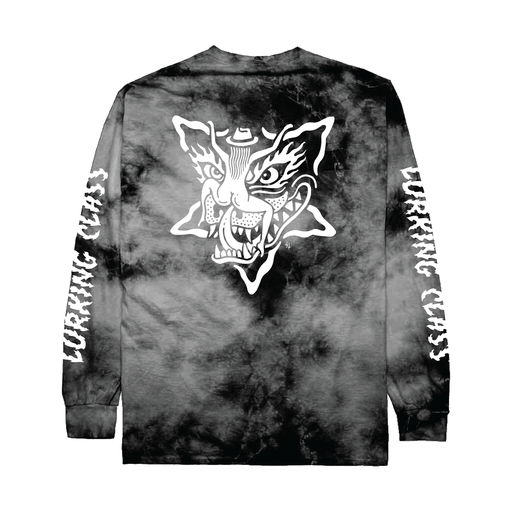 Ride Long Sleeve Tie Dye T Shirt | Lurking Class by Sketchy Tank
