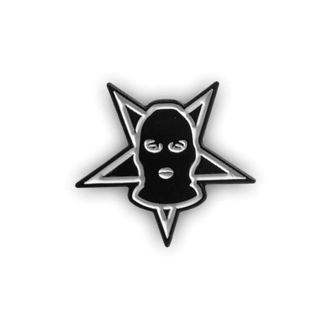 Sketchy Tank Lapel Pin | Lurking Class by Sketchy Tank