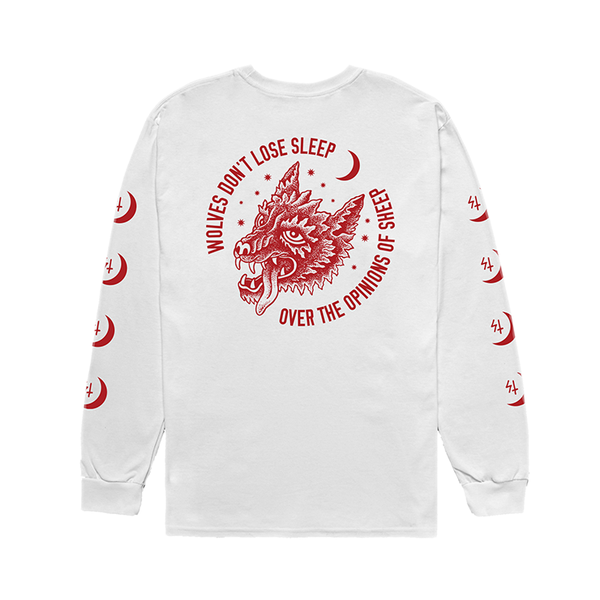 Opinions Longsleeve T Shirt | Lurking Class by Sketchy Tank