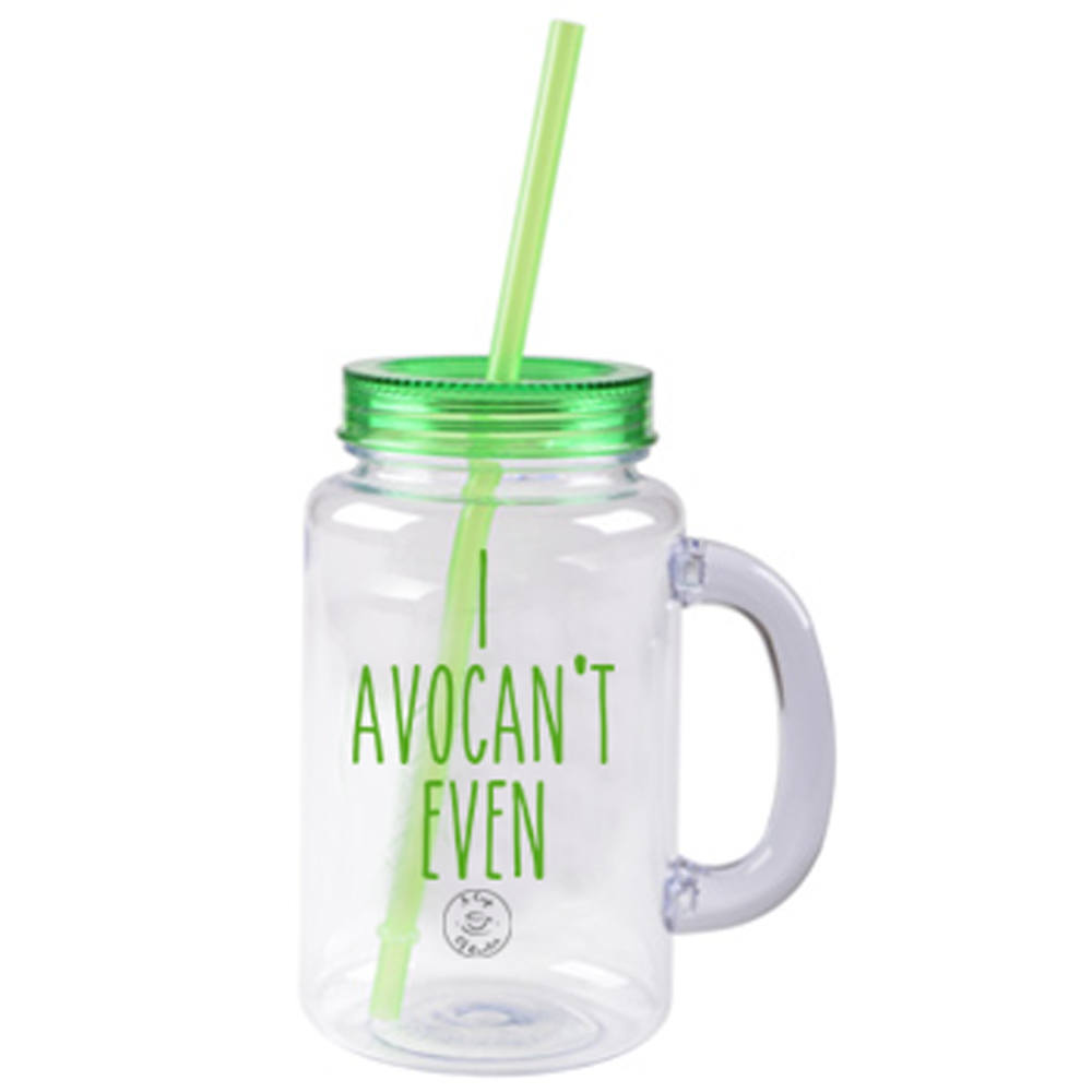 i avocan t even mason jar water bottle a cup of quotes