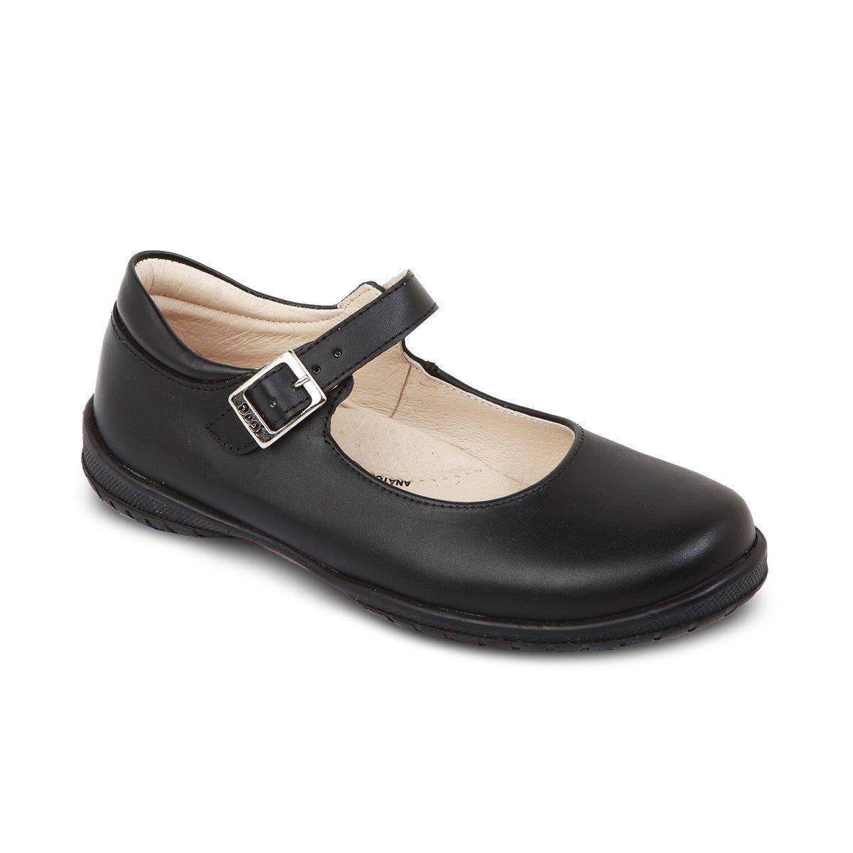 93641d5f70f DG-7410 - Black Genuine Leather - Dogi Kids School Shoes – Dogi Shoes