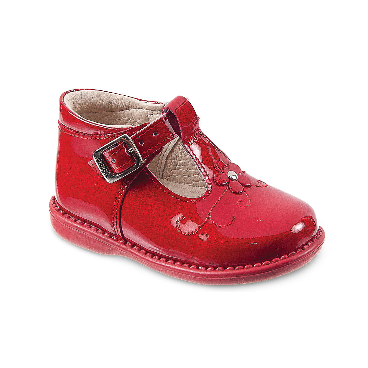 DG-765 - Red Patent Leather - Dogi
