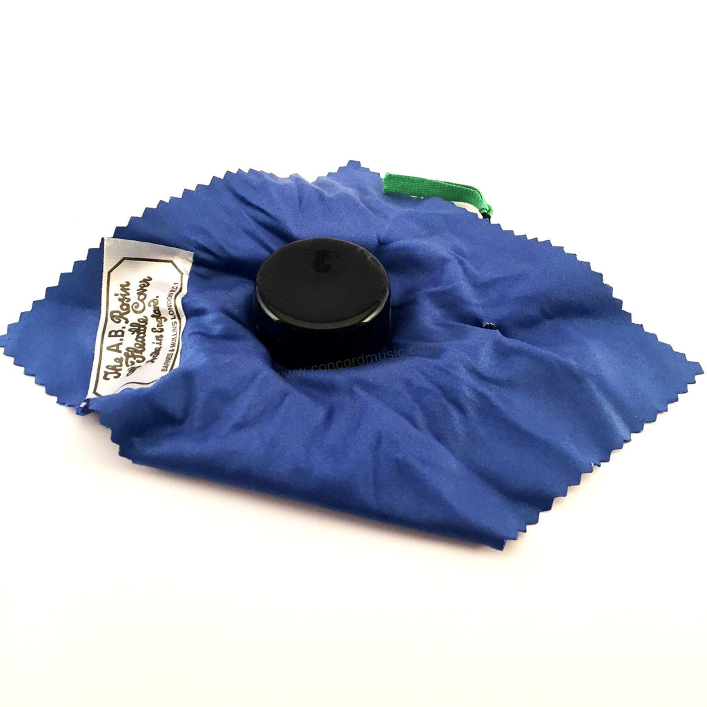 AB Violin Rosin Blue Cloth