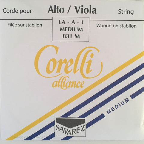 Savarez Corelli Alliance Viola A String