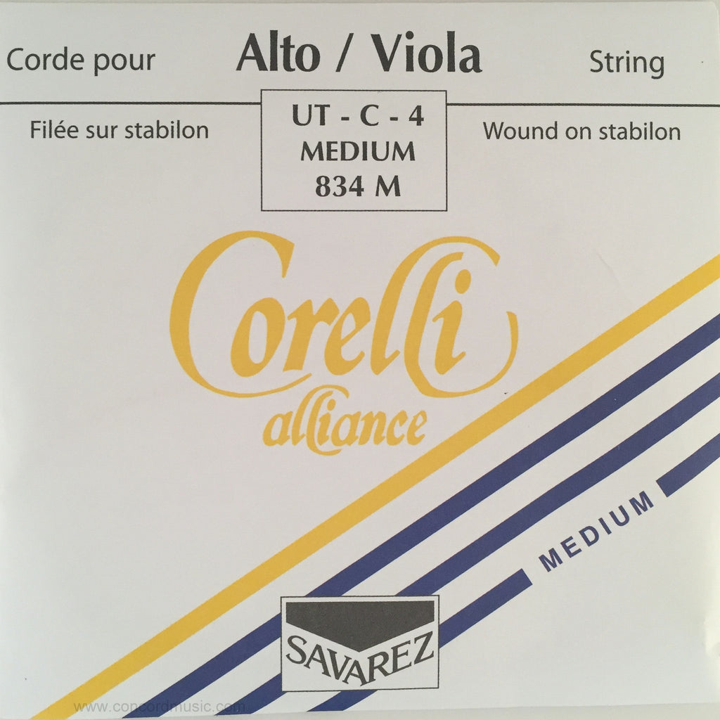 Savarez Corelli Alliance Viola C String