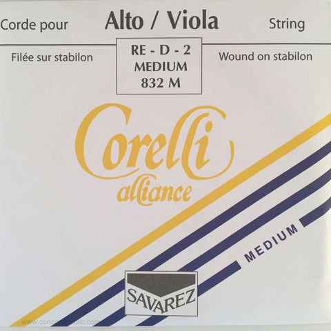 Savarez Corelli Alliance Viola D String