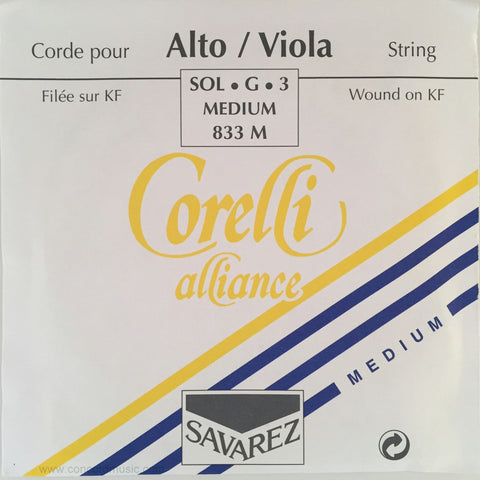 Savarez Corelli Alliance Viola G String