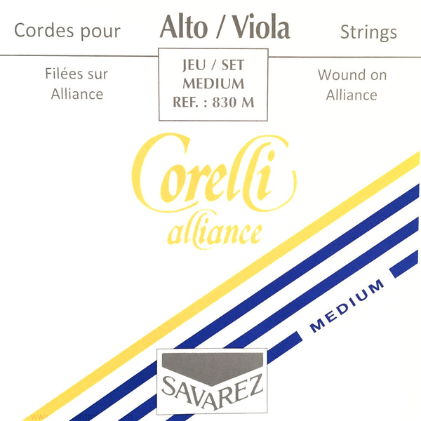 Savarez Corelli Alliance Viola Strings