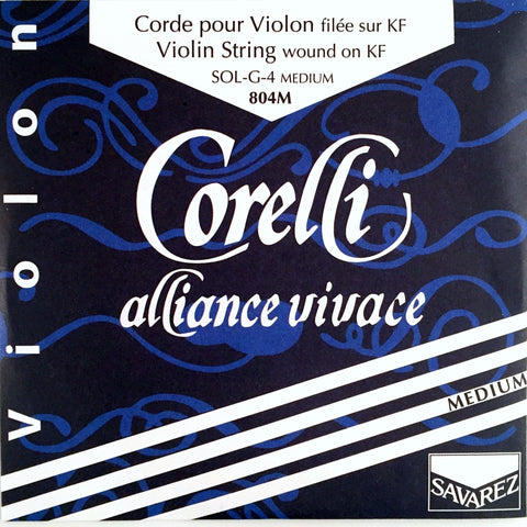 Corelli Alliance Violin G String