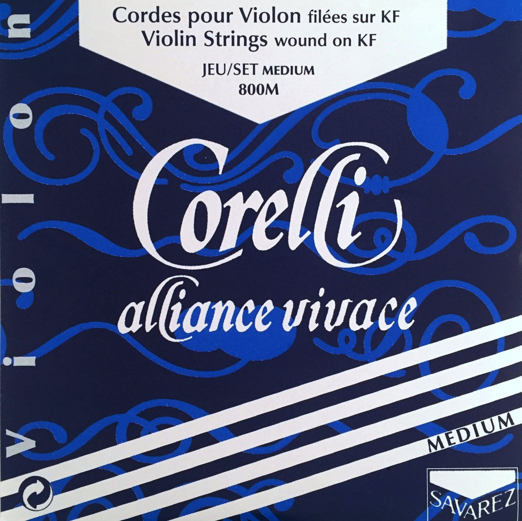 Corelli Alliance Violin Strings 800M