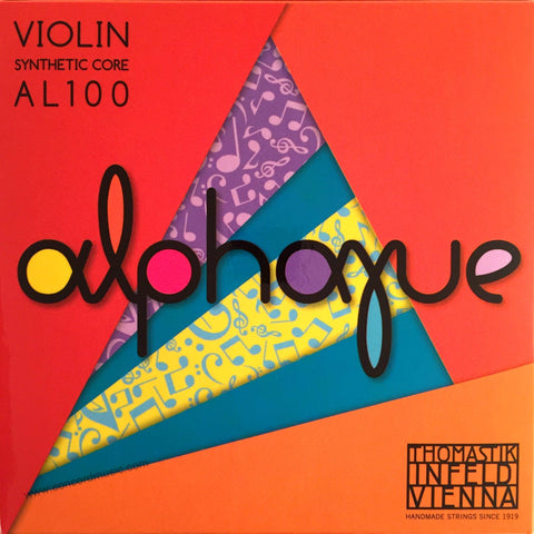 Thomastik Alphayue Violin Set AL100