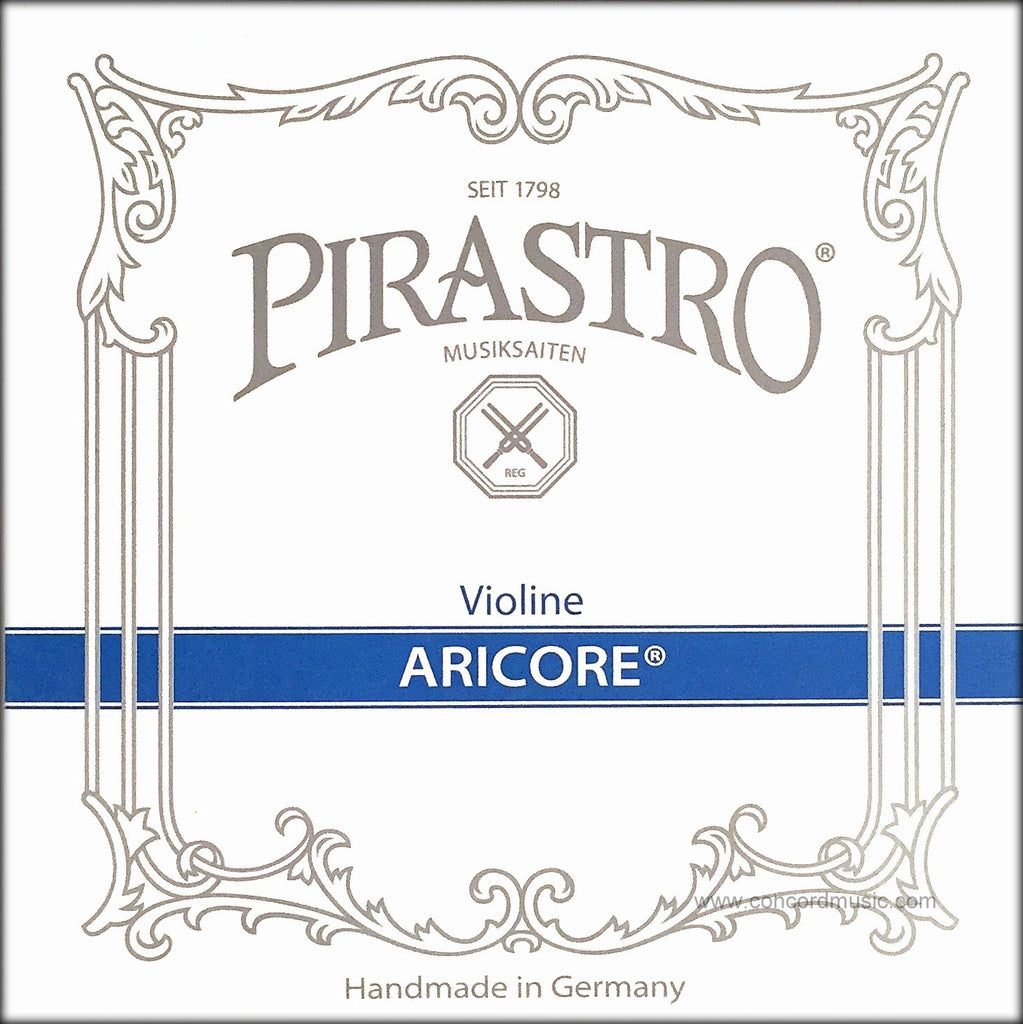 Pirastro Aricore Violin Set 4160