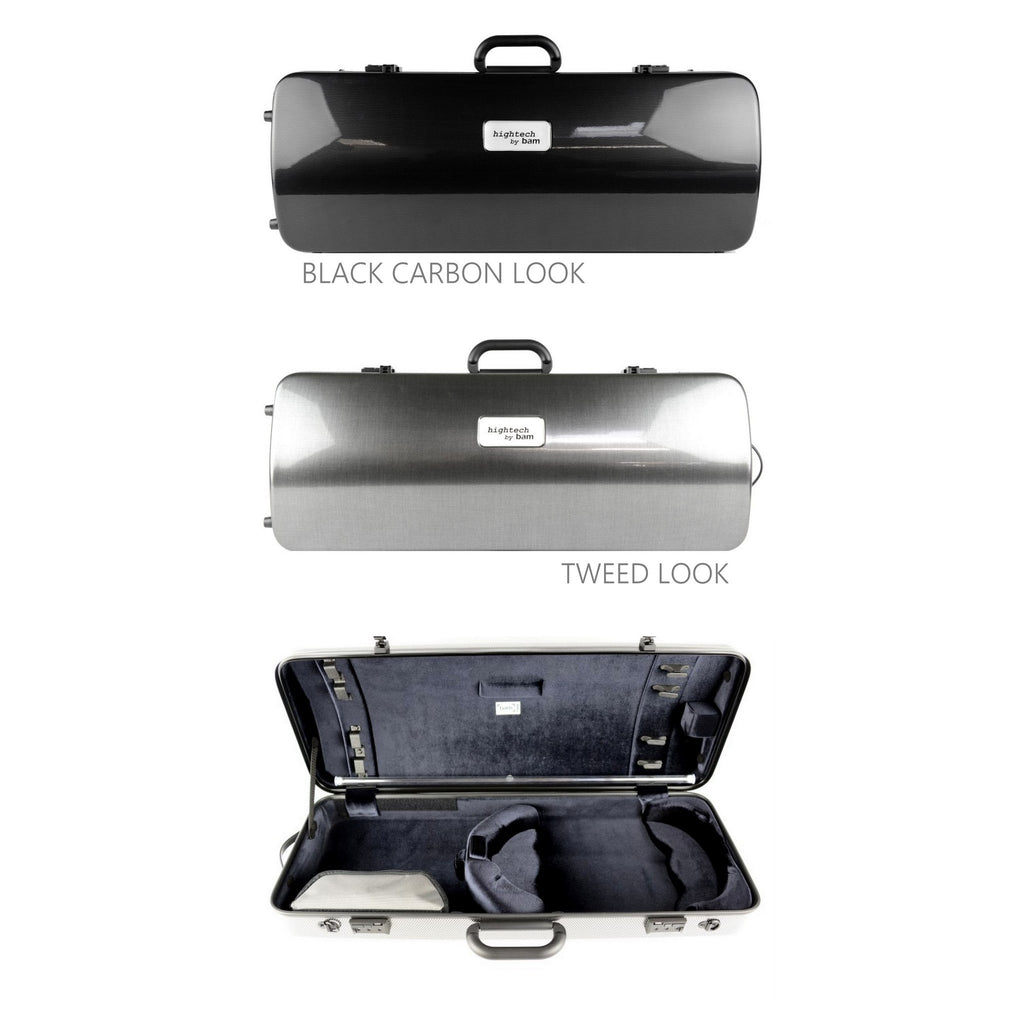 Bam Hightech oblong viola case big size 2201XL