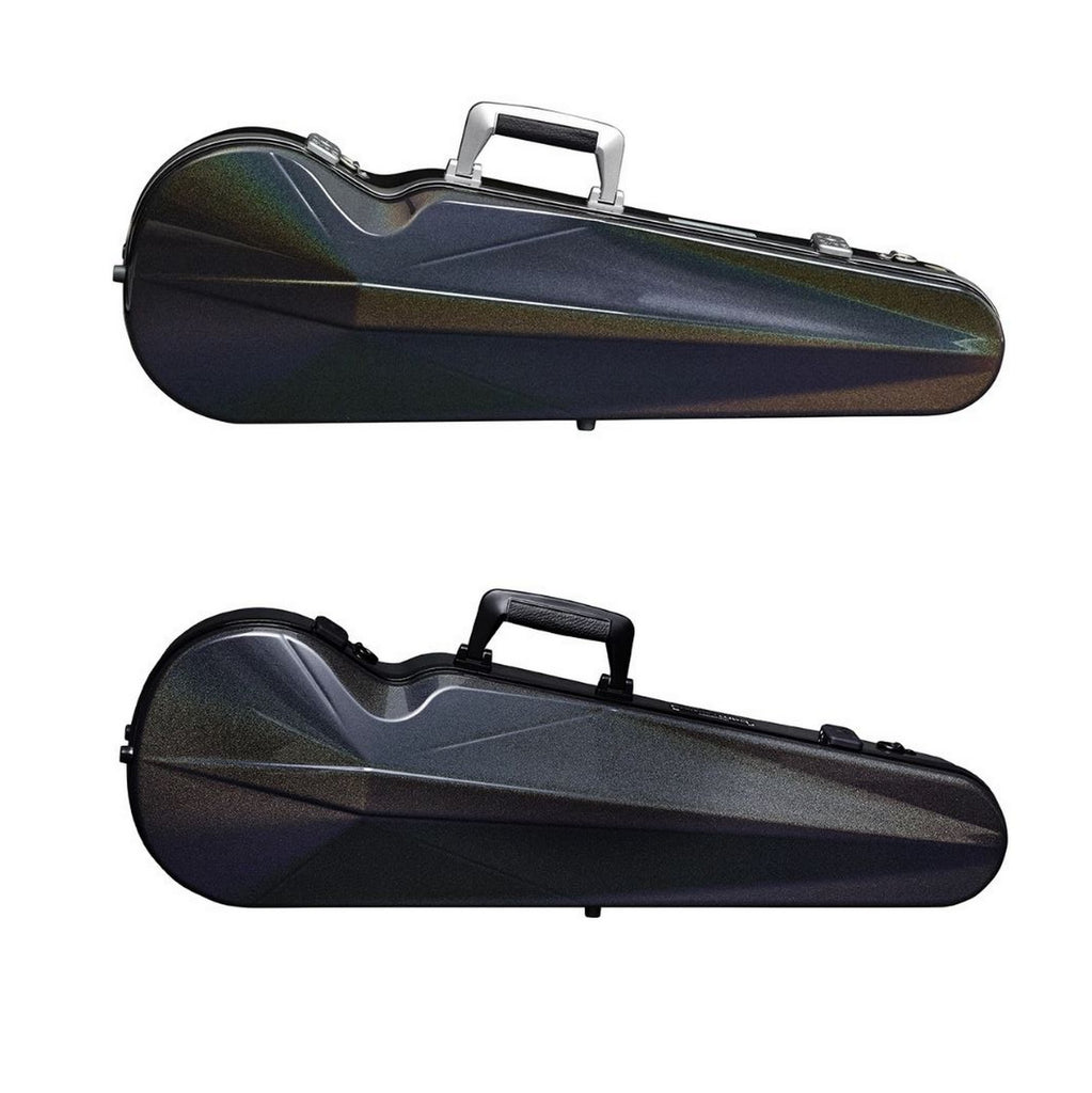 Bam Cosmic Supreme Hightech Contour Violin Case Polycarbonate SUP2002XLCOS