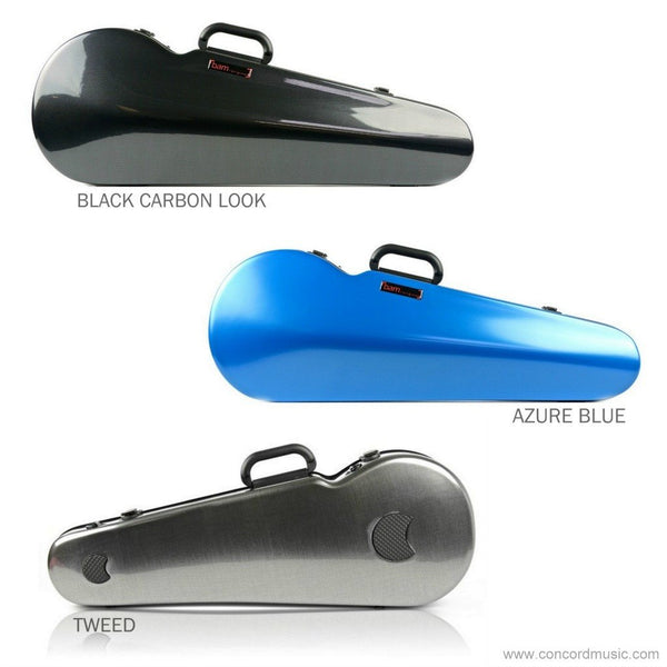 Bam Hightech Contour Viola Case 2200XLC