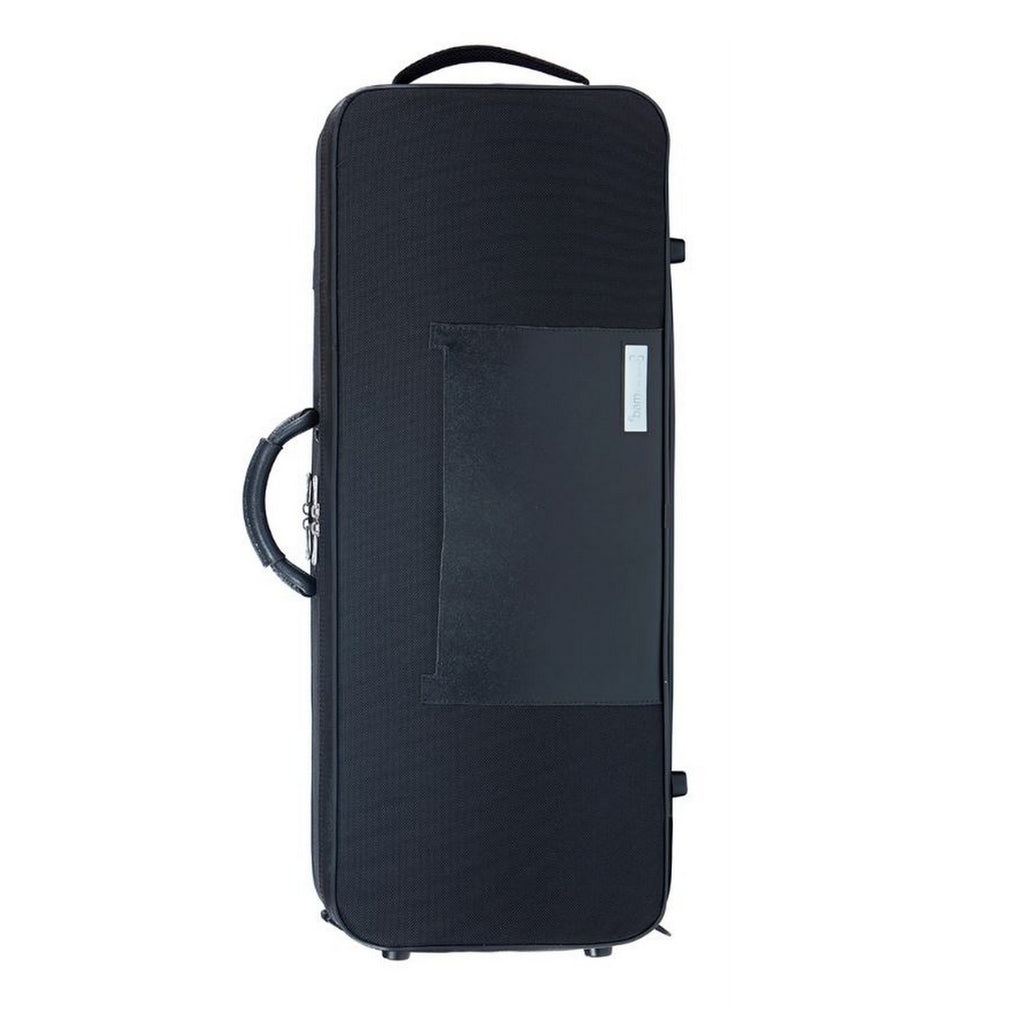 Bam Signature Stylus Viola case black front view