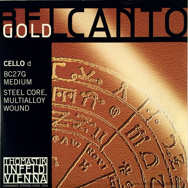 Belcanto Gold Cello D BC27G