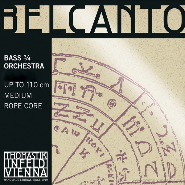 Belcanto Bass Extended E BC64C