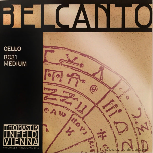 Belcanto Cello Set BC31