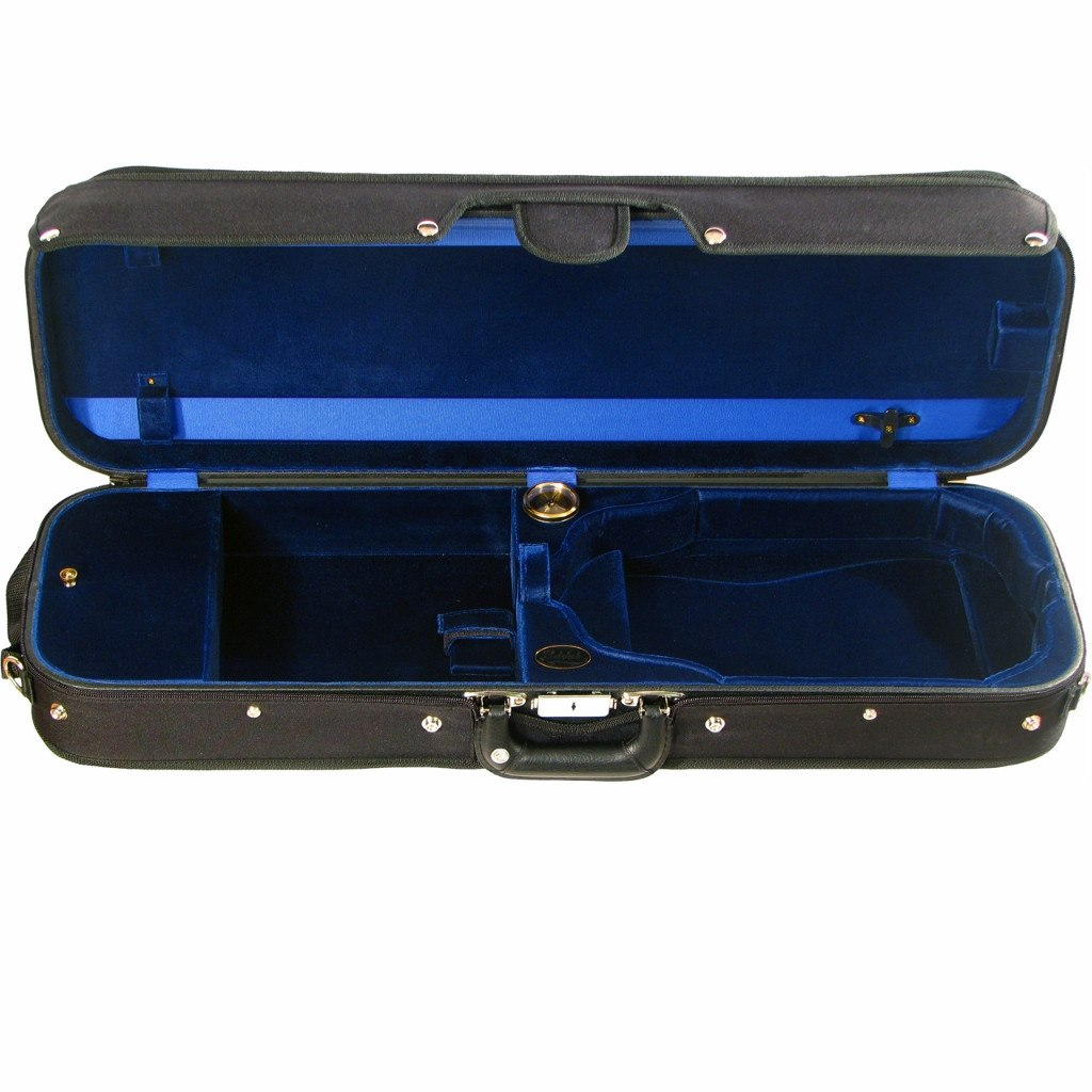 Bobelock Violin Oblong Suspension Blue 1002