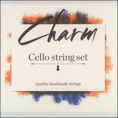 Charm Cello Strings