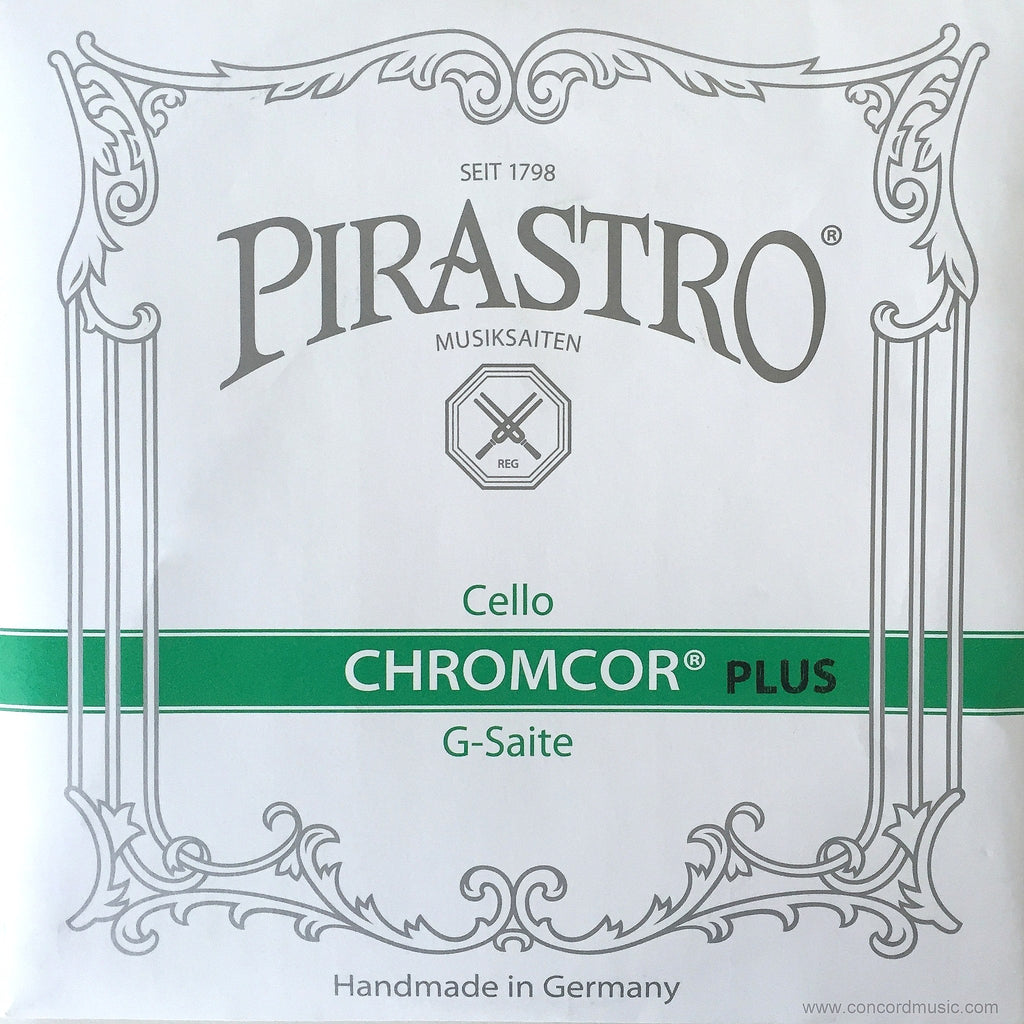 Chromcor Plus Cello G String 3395