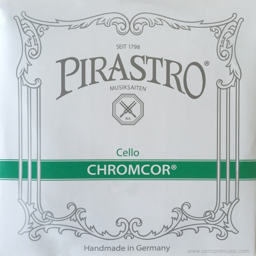 Chromcor Cello Strings Set 3390